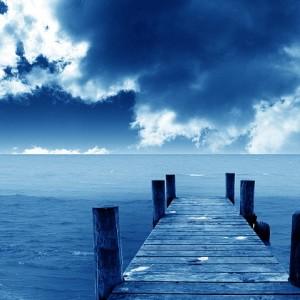 Farven blå